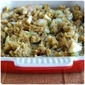 Corn Bread Stuffing with Apples and Pecans