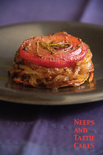 Thanksgiving and Idaho Potatoes- Potato Rutabaga Cakes Recipe by Greg ...