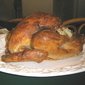 Dry Brine Roasted Turkey... Via Kathy Vegas