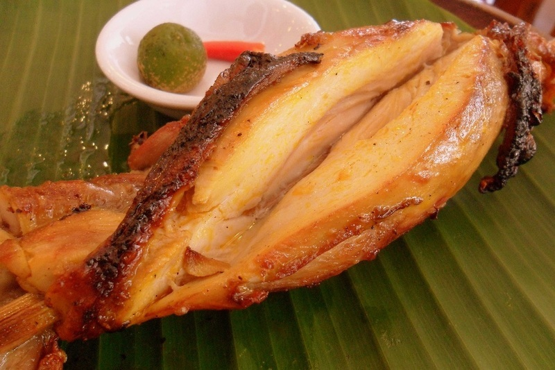 how to cook chicken inasal