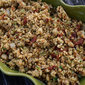 Cornbread Stuffing w/ Bacon