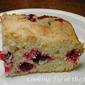 Recipe: Cranberry Buttermilk Cake