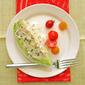 A Cutting Edge Iceberg Wedge Salad