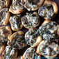 Easy Spinach & Mushroom Tartlets
