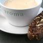 chocolate white chocolate biscotti