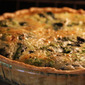 Quiche with Swiss Chard