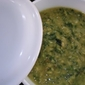 Spinach and Lentil/Palak Dal