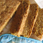 EGGLESS CARROT AND COCONUT BREAD