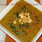 Coconut & Thai Red Curry Lentil Soup