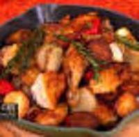 Lidia's Italy...mama's chicken