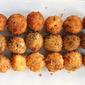 Idaho mashed potato pops