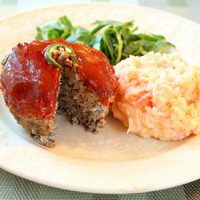 Cooking Matters Colorado Social Media Recipe Challenge: Spicy Turkey and Black Bean Meatloaf Muffins and Orange Mashed Potatoes
