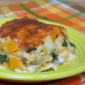 Butternut Squash, Caramelized Onion, and Spinach Lasagna - 6 WW Points Plus