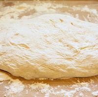 A Basic Pizza Dough