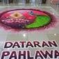 Minangkabau Style Prawn Rendang