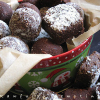 Terrific Truffles - Energizing Treats