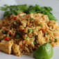 Fried Rice with Cauliflower