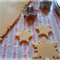 Baking for the Holidays and Shortbreads