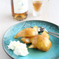 Marsala Poached Pears with Mascarpone Cheese Recipe
