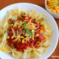Veg Pasta Italiano Red/ Tomato Pasta Domions India style - Restaurant Pasta Recipes