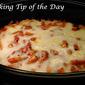 Recipe: Crock Pot Baked Ziti