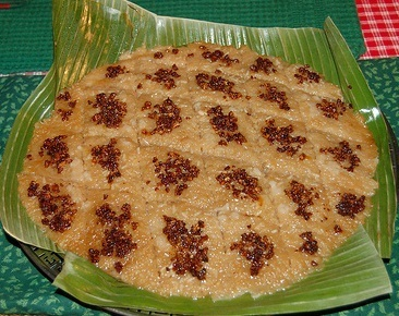 Biko (Sweet Rice Cake)