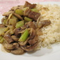 Five Spice Pork Stroganoff