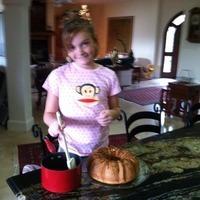 Hannah's Caramel Bundt Cake