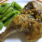 Cornish Game Hens with Orange and Herb Glaze