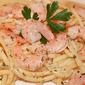 Italian Shrimp Scampi With Bucatini Recipe
