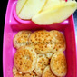 Mini Maple Pancakes- Kids lunch box recipes Indian