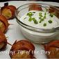 Recipe: Sour Cream and Chive Horseradish Dip