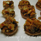 Recipe: Sausage and Cheddar Stuffed Mushrooms