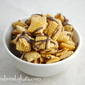 Chocolate Caramel Chex Mix Recipe
