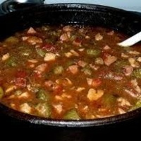 Homemade Chicken, Sausage, & Shrimp Gumbo for Beginners