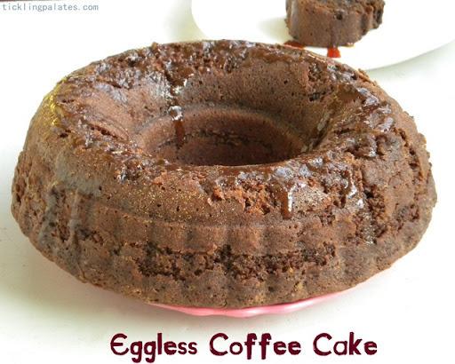 Eggless Coffee Cake Recipe by Radhika - CookEatShare