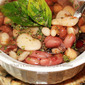 Italian Sausage and 15 Bean Soup Style Recipe