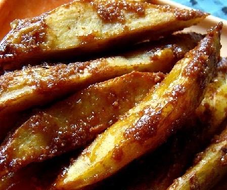 Kamote Fries (Sweet Potato Fries)