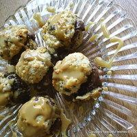 Mini BANANA and CHOCOLATE chip muffins - dressed up
