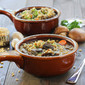 Beef and Barley Soup with Mushroom