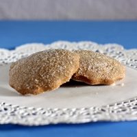 Grandma's Molasses Roll-Out Cookies