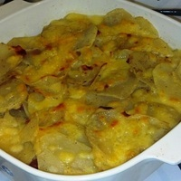 Scalloped Potatoes ~ Microwave Quick!