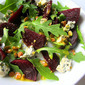 Roasted Baby Beets w/ Pistachios & Blue Cheese