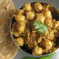 WHITE BENGAL GRAM SIDE DISH/ KABULI CHANNA SIDE DISH