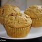 Raisin Bran Cranberry Muffins
