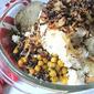 Jerusalem: Basmati Rice w/ Chickpeas, Currants & Herbs