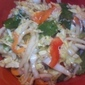 Napa Cabbage Coleslaw