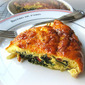 Tuesday Tart: Crustless Swiss Chard Quiche