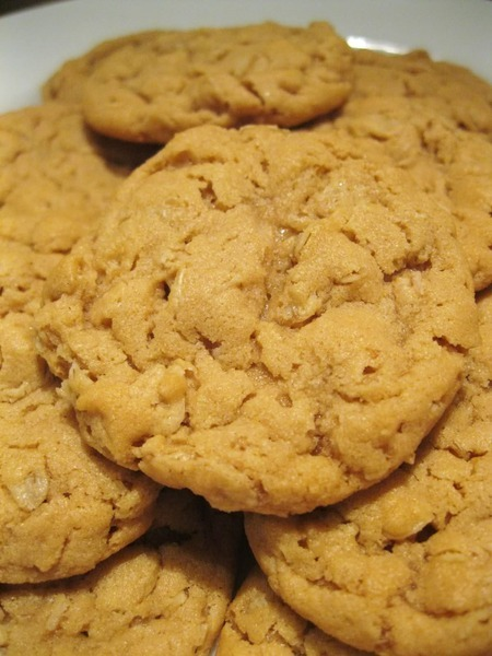 Budget Bisquik Peanut Butter Oatmeal Cookies