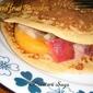 Mixed fruit pancakes- a fruity indulgence!!